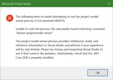 Visual Studio 2017 and Visual Studio 2015 with  NET Core