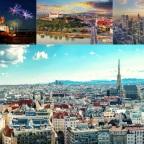Conferences in Brno, Bratislava, Frankfurt, and Vienna