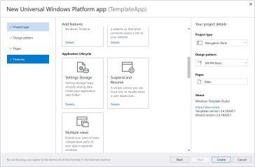 Desktop Applications with XAML  Part 1: UWP – csharp