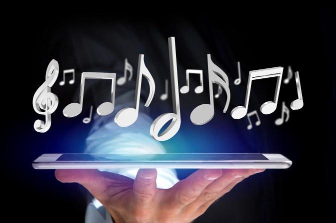 Music Notes - C#