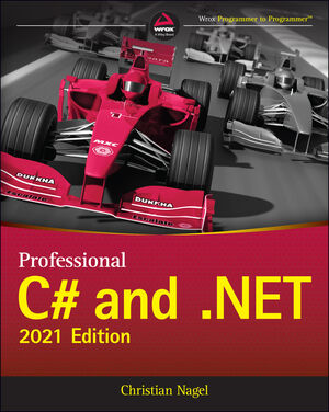 Professional C# and .NET - 2021 Edition